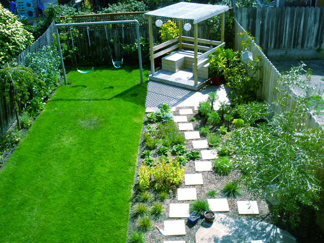 robyn pope child friendly gardens ForChild Friendly Garden Designs